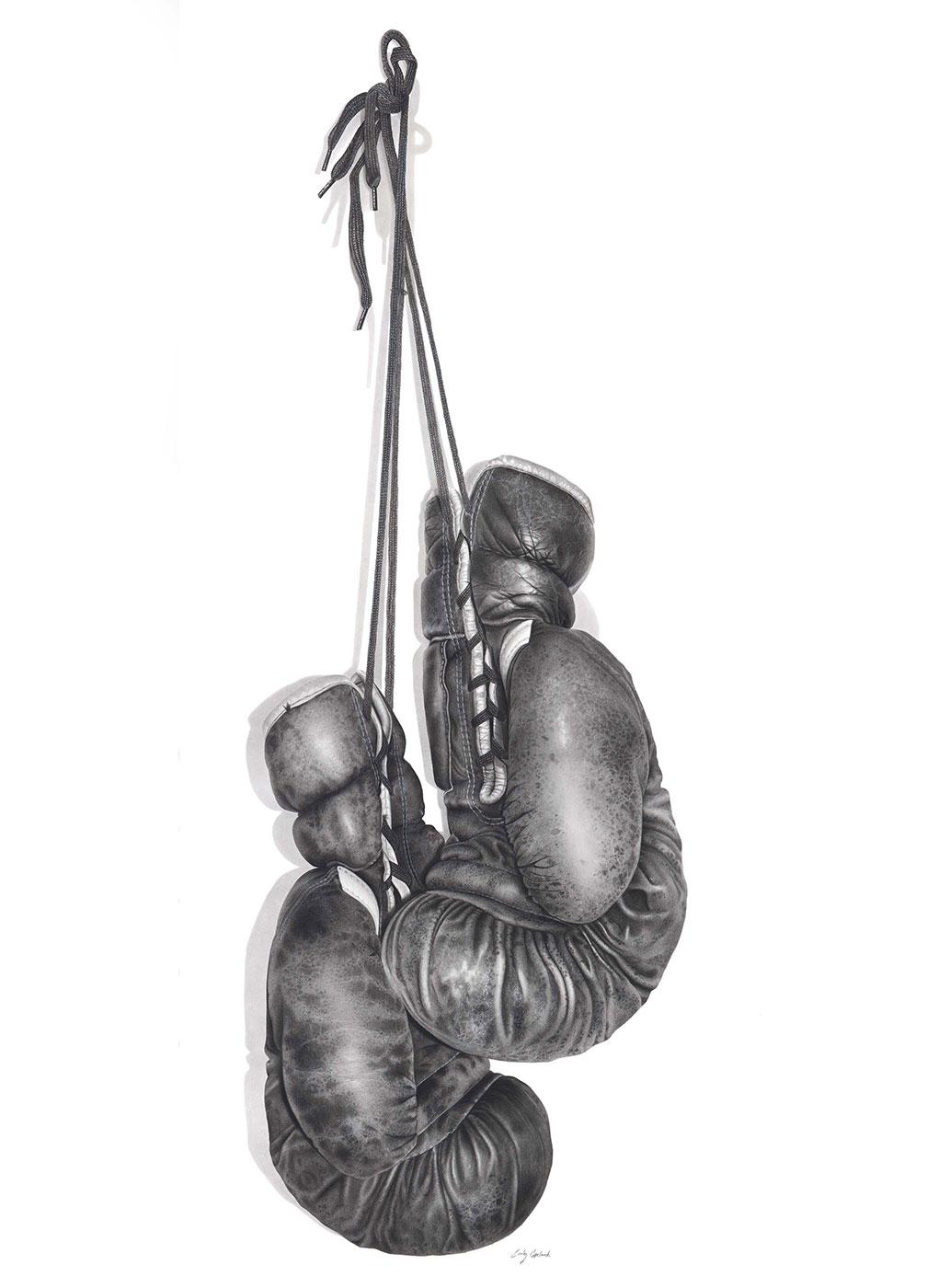 Antique Boxing Gloves – Emily Copeland