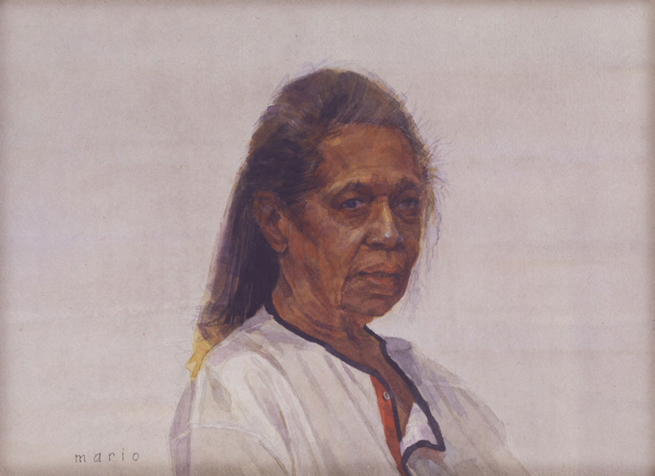 Mrs Lockhart – Mario Robinson