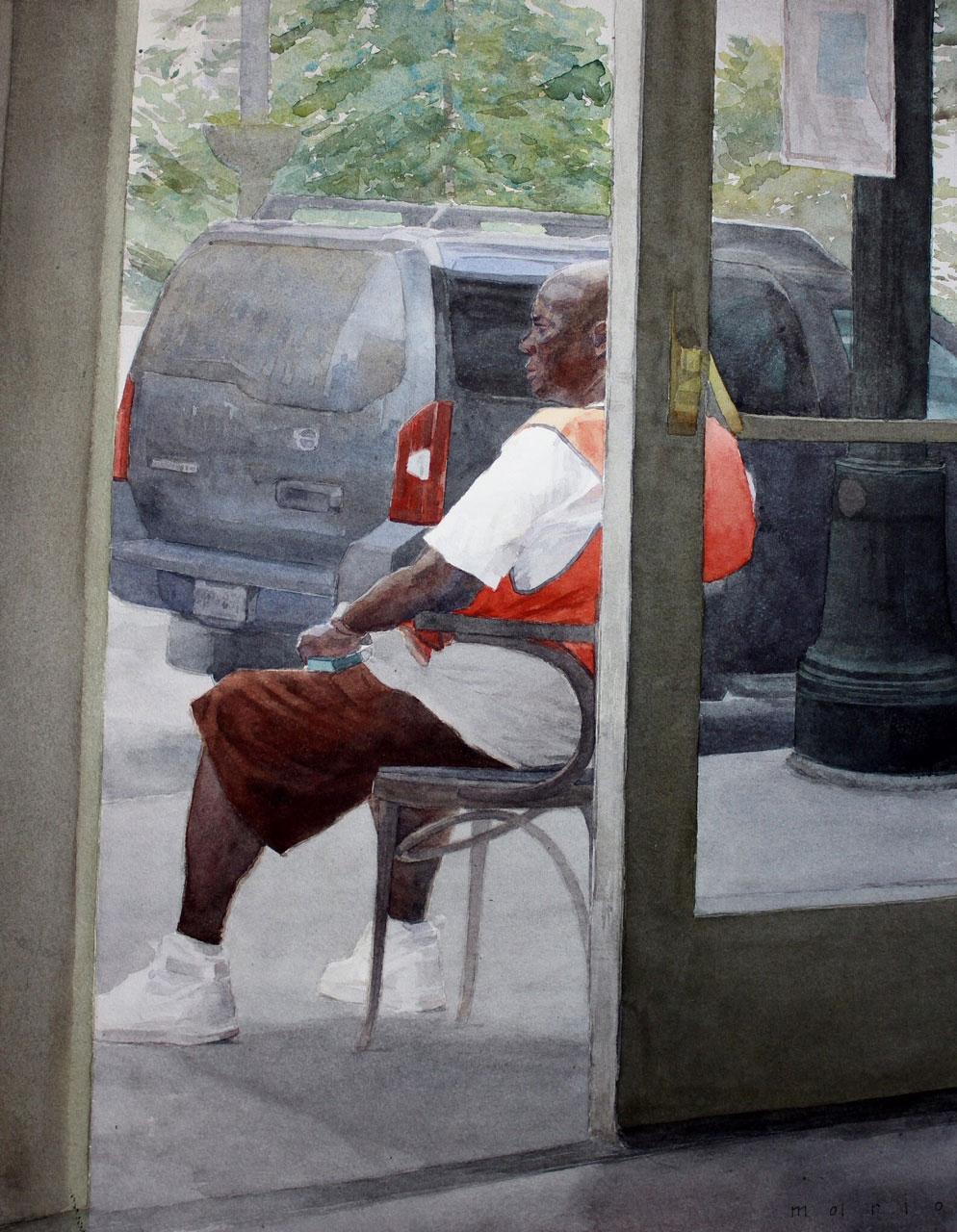 Target – Mario Robinson