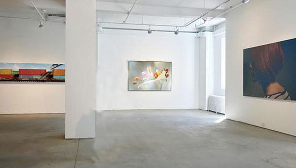 Bernarducci Gallery Interior