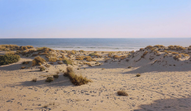 Dunes by the Sea – Antonio Cazorla