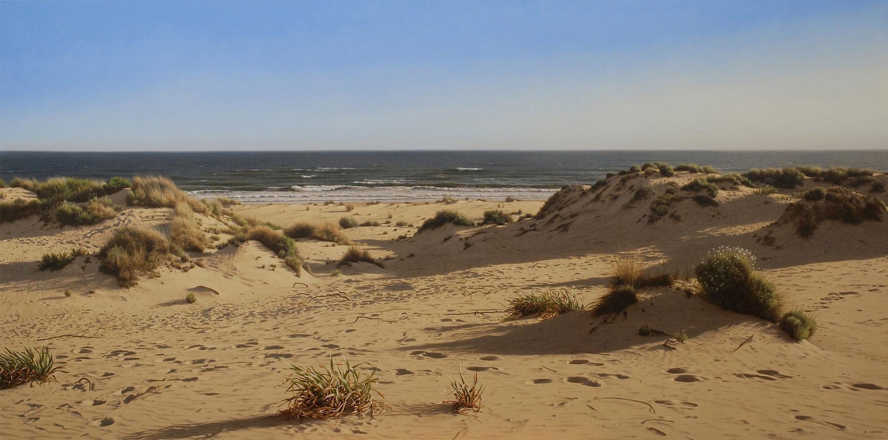 Dunes – Antonio Cazorla
