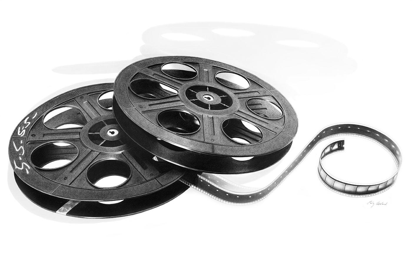 Film Reels – Emily Copeland
