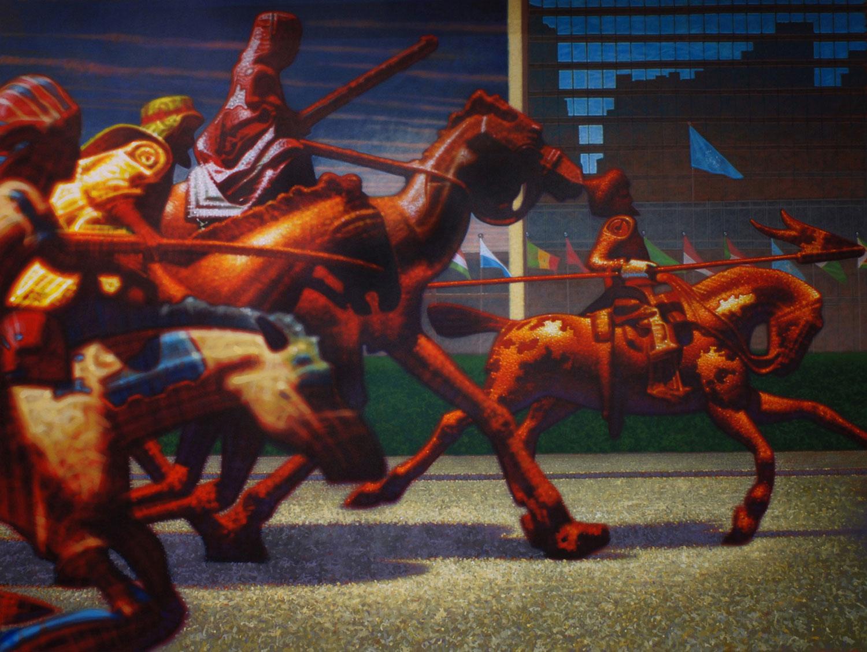 Riders – Peter Drake