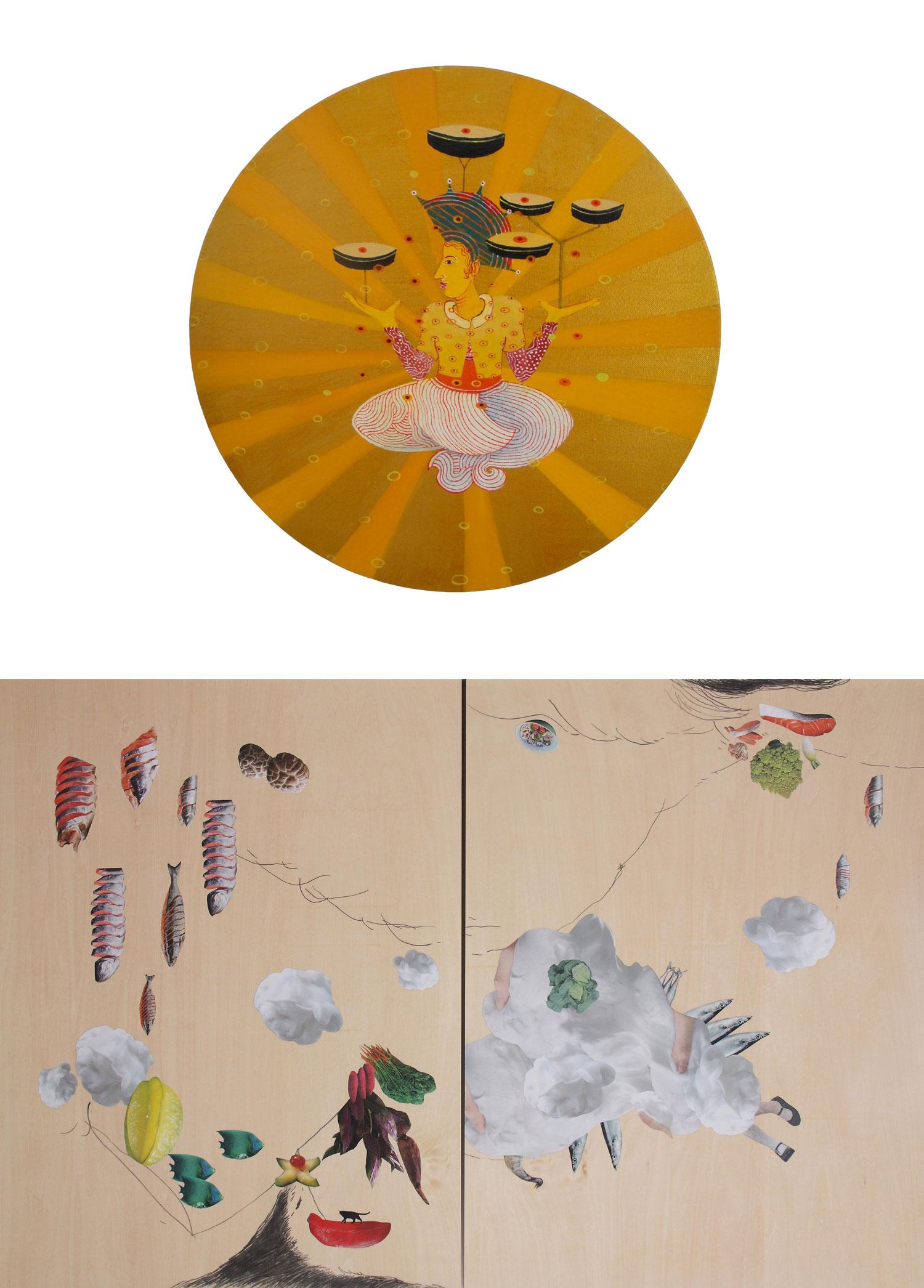 Shalini Ganendra Fine Art 2015